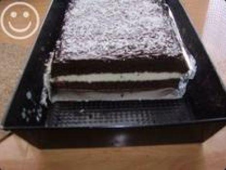 Przepis: Masa do dowolnego ciasta.