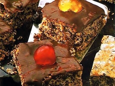 Przepis: Pierniczki czekoladowo - imbirowe