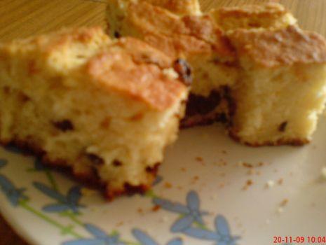 Przepis: Ciasto drożdżowe bez wyrabiania