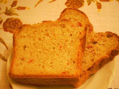 Przepis: Chlebuś z szynką