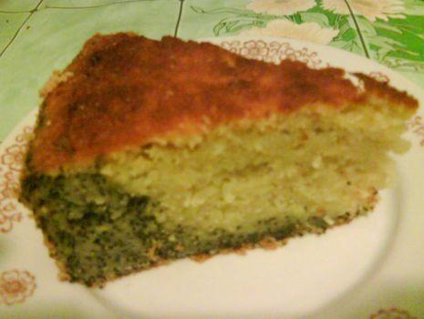 Przepis: Bardzo łatwe ciasto