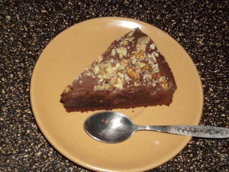 Przepis: ciasto czekoladowe