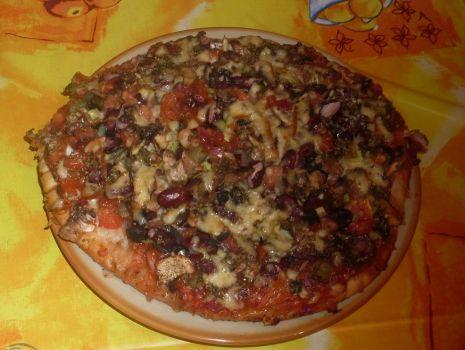 Przepis: Expresowa pizza
