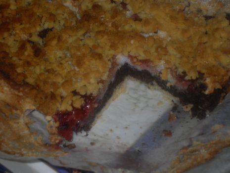 Przepis: Ciasto tarte z truskawkami - do kawy