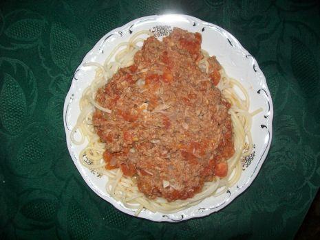 Przepis: Spaghetti z tuńczykiem