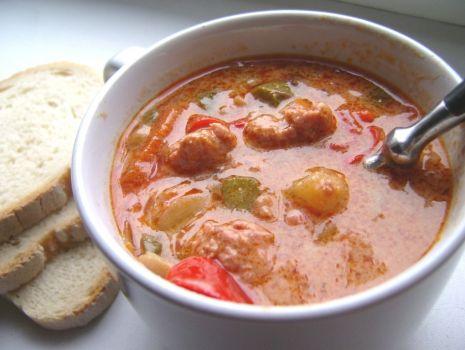 Przepis: Zupa na dobranoc:)
