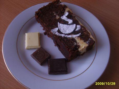 Przepis: Czekoladowe ciasto z burakami