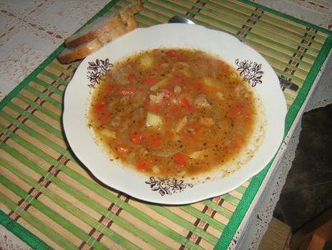 Przepis: zupa rozgrzewająca