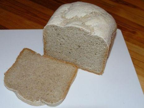Przepis: Chleb gryczany (z automatu)