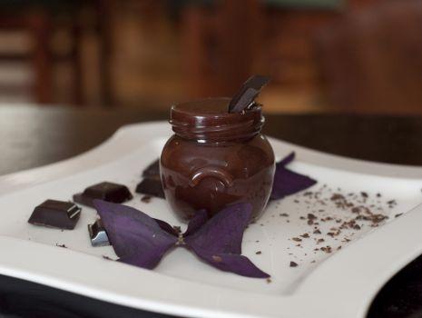 """Przepis: Konfitura """"śliwy w czekoladzie"""""""