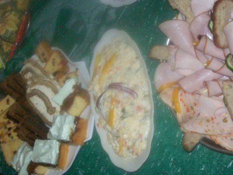 Przepis: Sałatka jarzynowa z mozzarellą