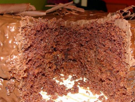 Przepis: Tort Sachera