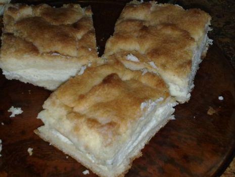 Przepis: Ślaski kołacz z serem