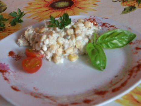Przepis: Sałatka z tunczyka
