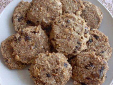 Przepis: Bardzo zdrowe ciasteczka