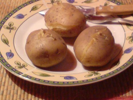 Przepis: Ziemniaki z nadzieniem