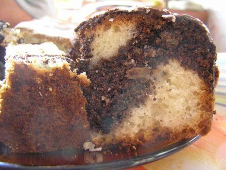 Przepis: Makowiec z ucieranym ciastem