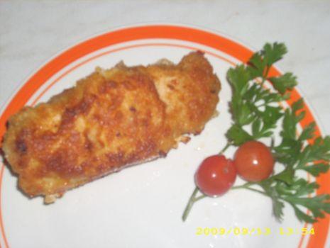 Przepis: rolady z piersi kurczaka z serem