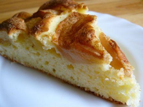Przepis: Zachciankowe ciasto z jabłkami