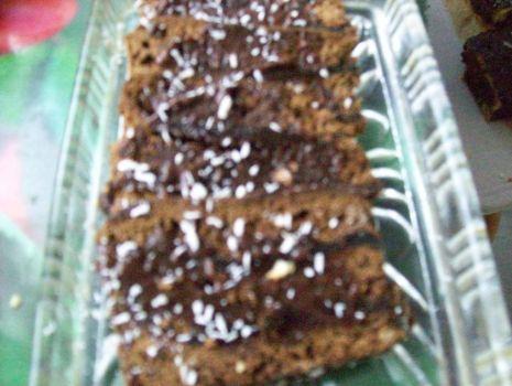 Przepis: Piernik kakaowy z lukrem