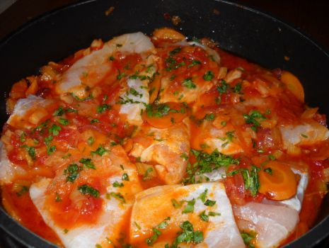 Przepis: Wsciekla ryba perska..:)