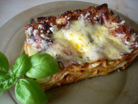 Przepis: Lasagne Pyzy