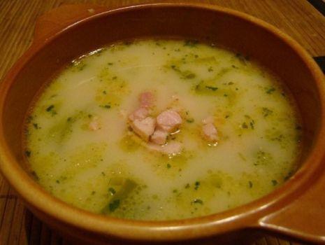 Przepis: Duńska zupa z porów