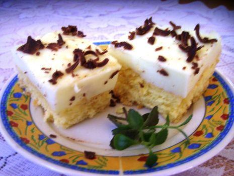 Przepis: Pyszne ciasto z pianką