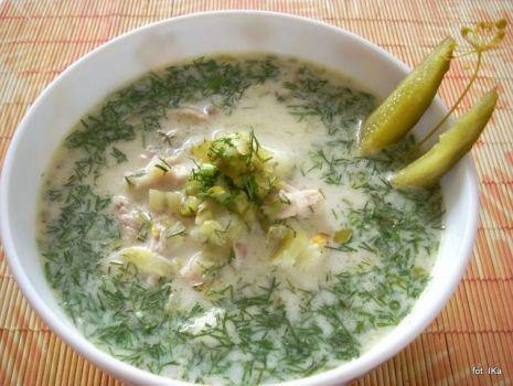 Przepis: Smocza zupa