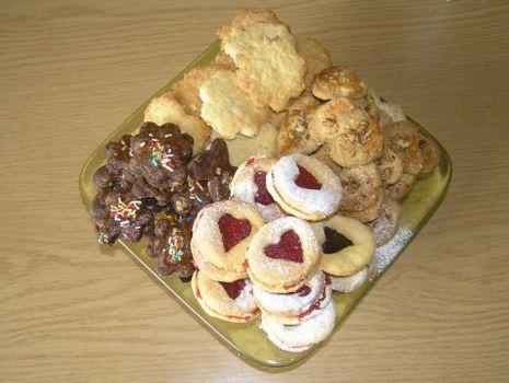 Przepis: Fantazyjne kruche ciasteczka