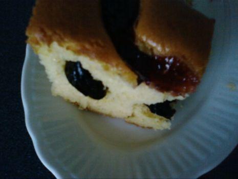 Przepis: Ciasto ze śliwkami
