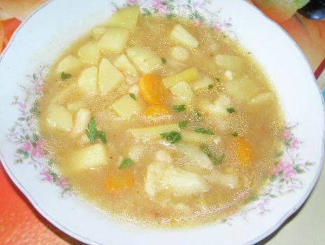 Przepis: Zupa ziemniaczana