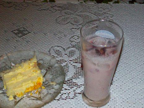 Przepis: Tort cytrynowy