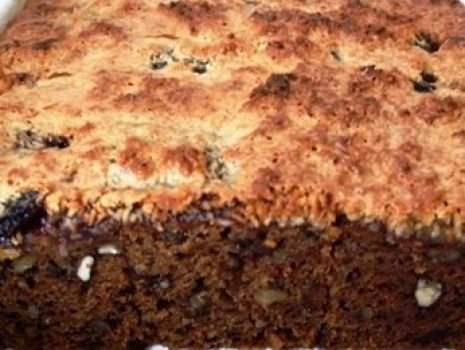 Przepis: Moje ciasto daktylowe