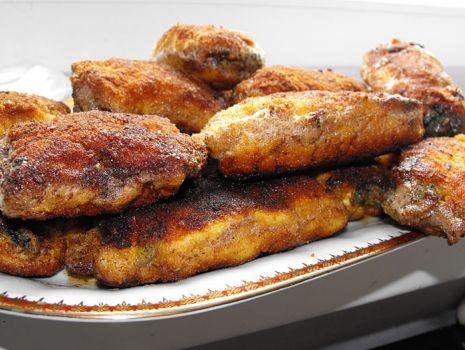 Przepis: Pierś kurczaka ze szpinakiem