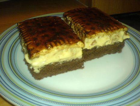 """Przepis: Ciasto """"wesoły słonecznik"""""""