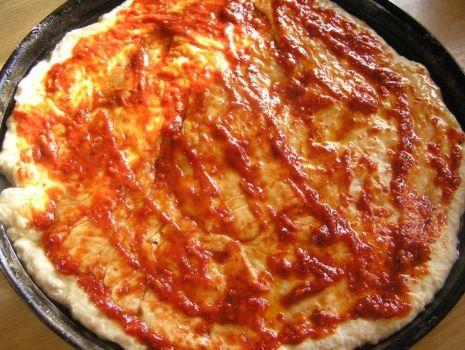 Przepis: Sos pomidorowy do pizzy
