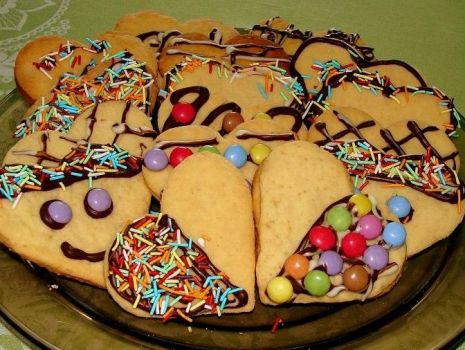Przepis: Wesołe ciasteczka