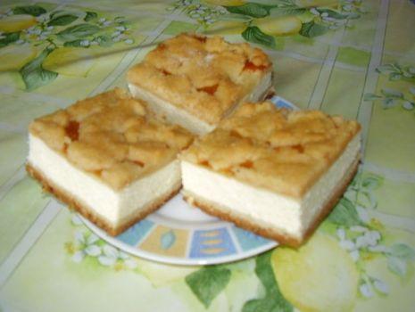 Przepis: Babciny kołacz z serem