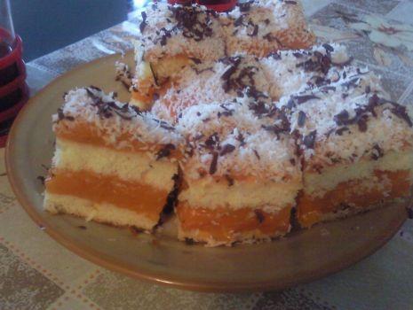 Przepis: Kubusiwe ciasto