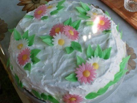 Przepis: Tort urodzinowy, komunijny