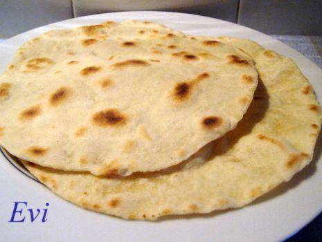 Przepis: Piadina (tortilla)