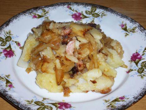 Przepis: Ziemniaki po wiejsku