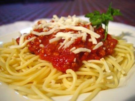 Przepis: spagetti po bolonsku
