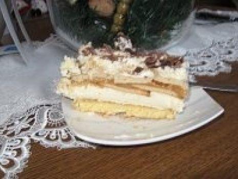 Przepis: ciasto balowe