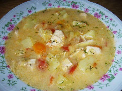 Przepis: Zupa kapuściana prosta mojej babci