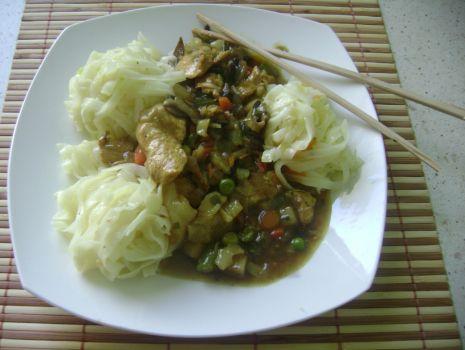 Przepis: Kurczak Curry  na ostro