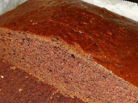Przepis: Piernikowe ciasto