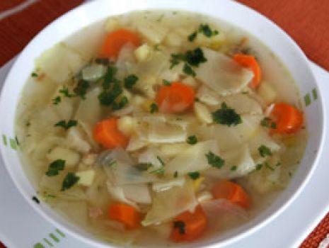 Przepis: zupa parzybroda