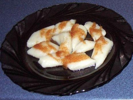 Przepis: kopytka z młodych ziemniaków